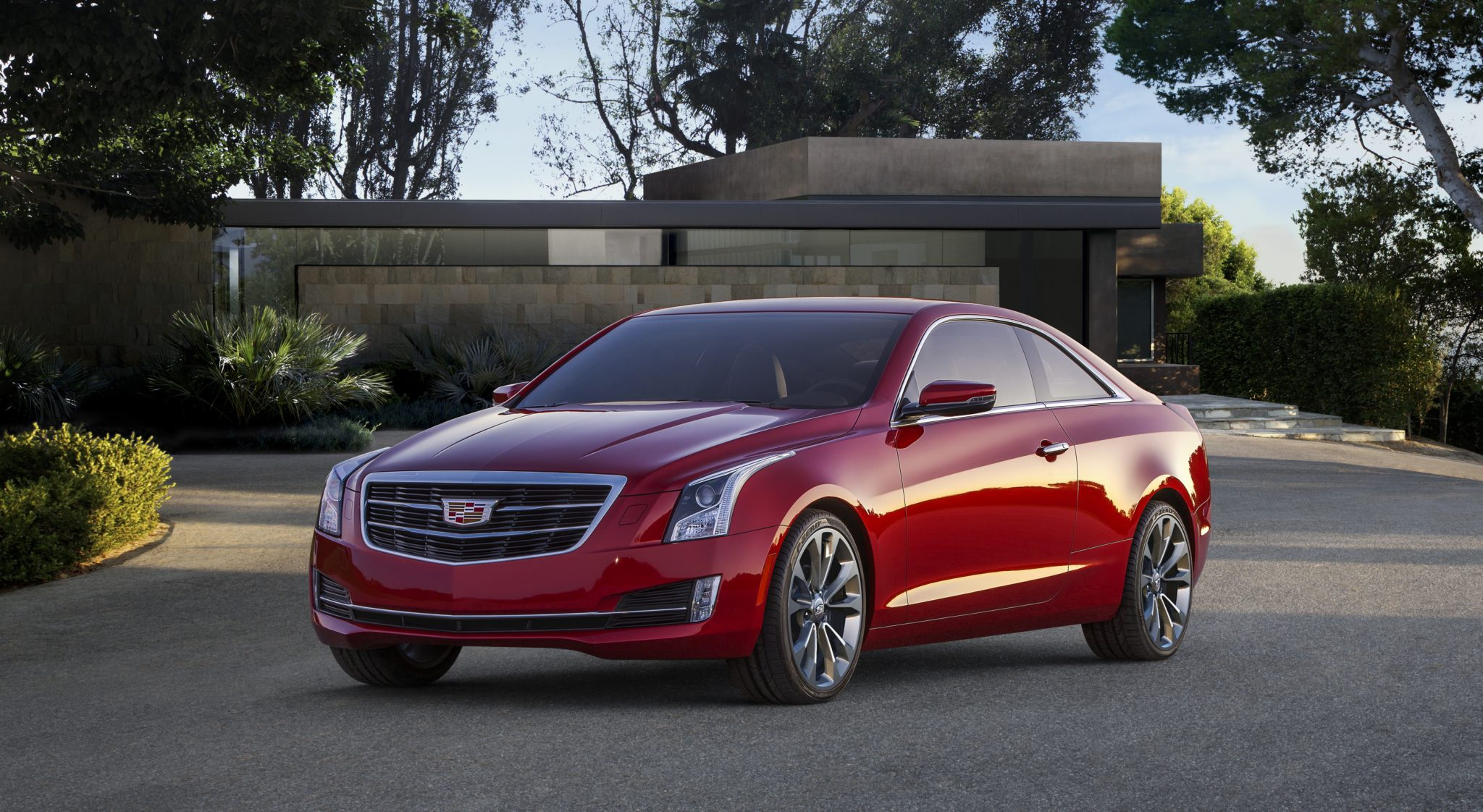 Steering for the 2015 Cadillac ATS Enhanced by ZF Lenksysteme GmbH