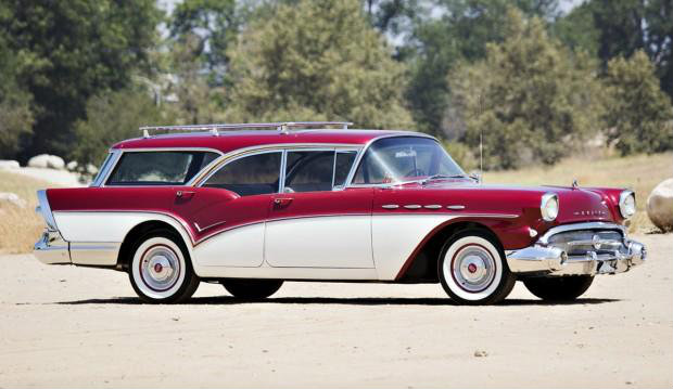 1957 Buick Caballero Estate Wagon