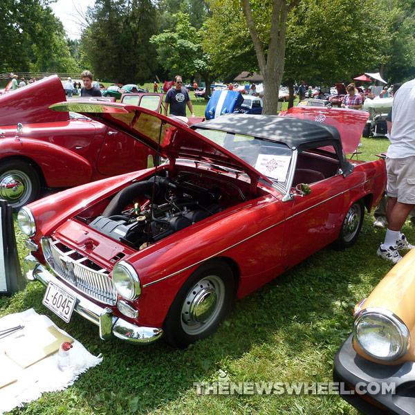 Dayton British Car Day