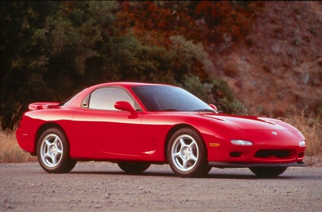 Mazda RX-7 and RX-9 to be launched by 2020