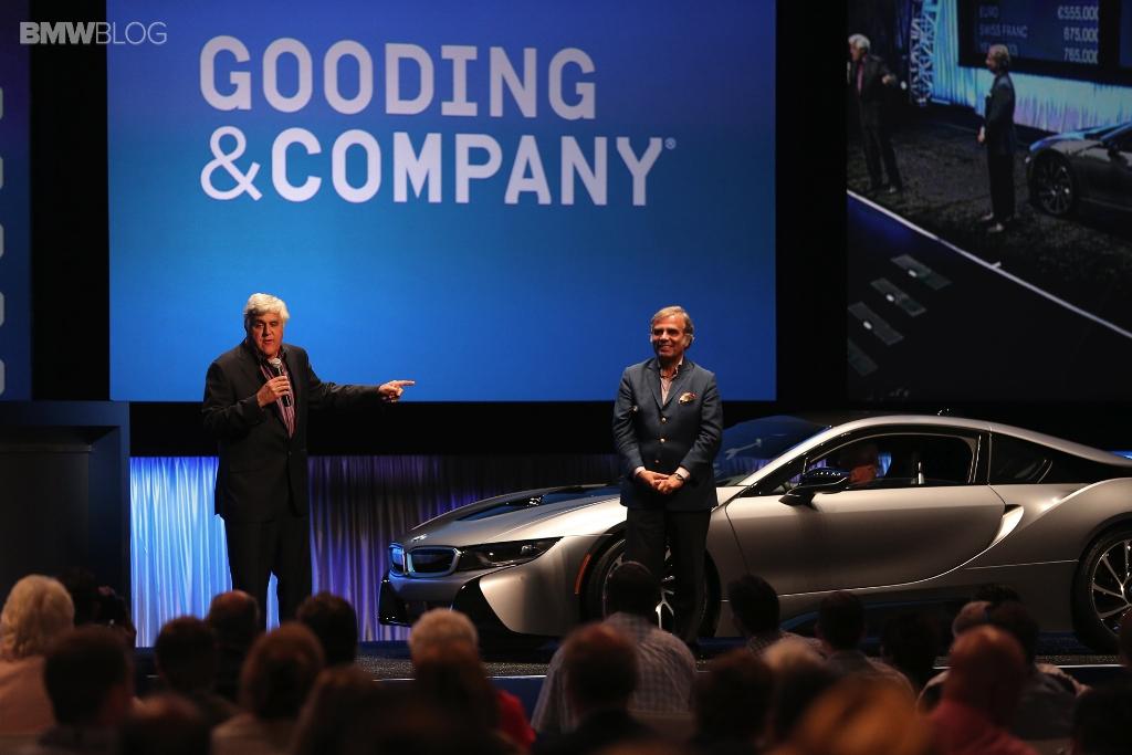 2014 BMW i8 Concours d'Elegance Edition pebble beach auction 2