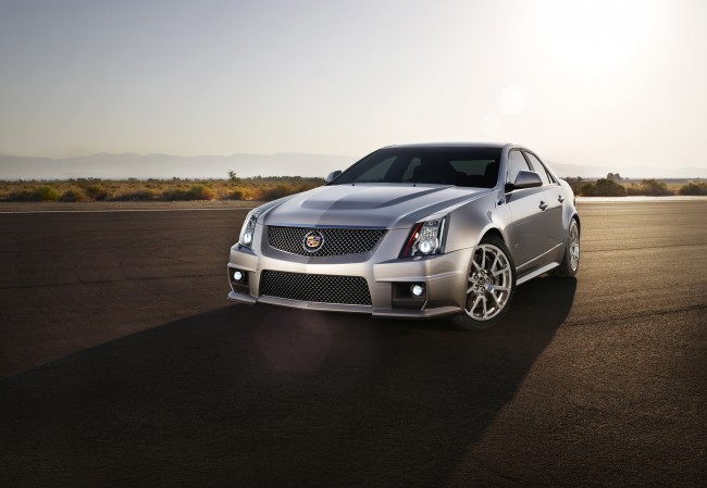Cadillac ATS-V and CTS-V