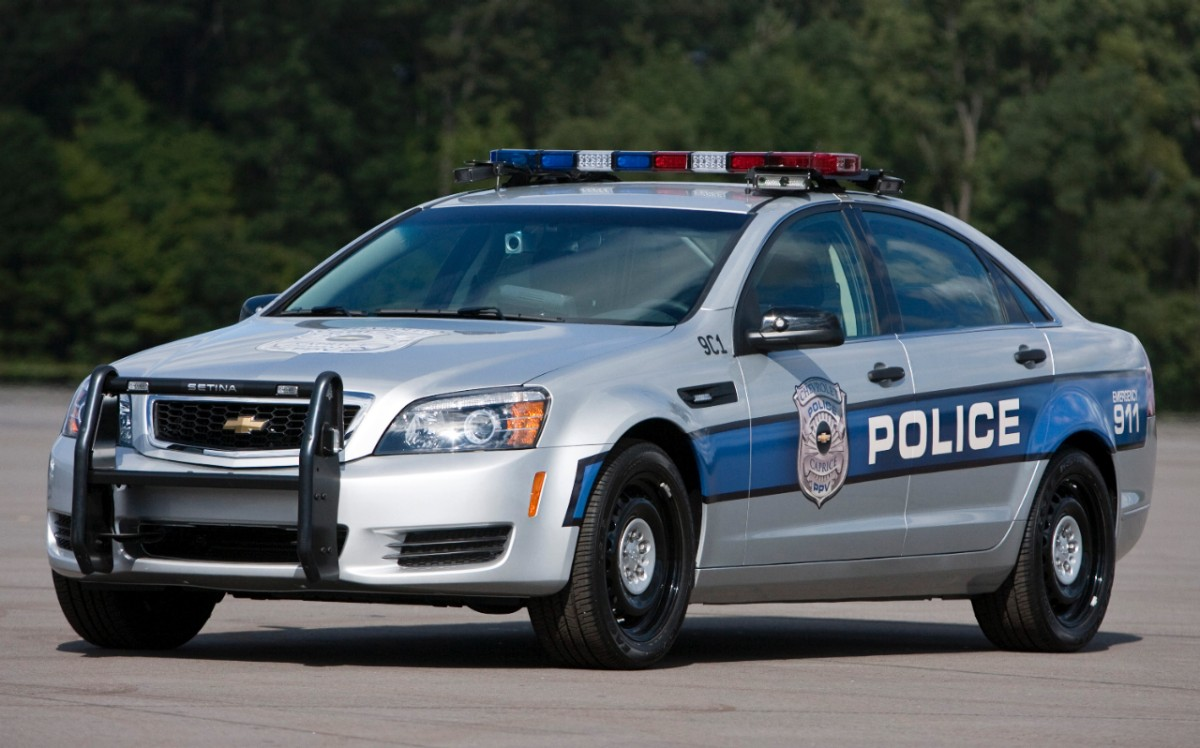 Changes Coming to 2015 Chevy Caprice Police Patrol Vehicle