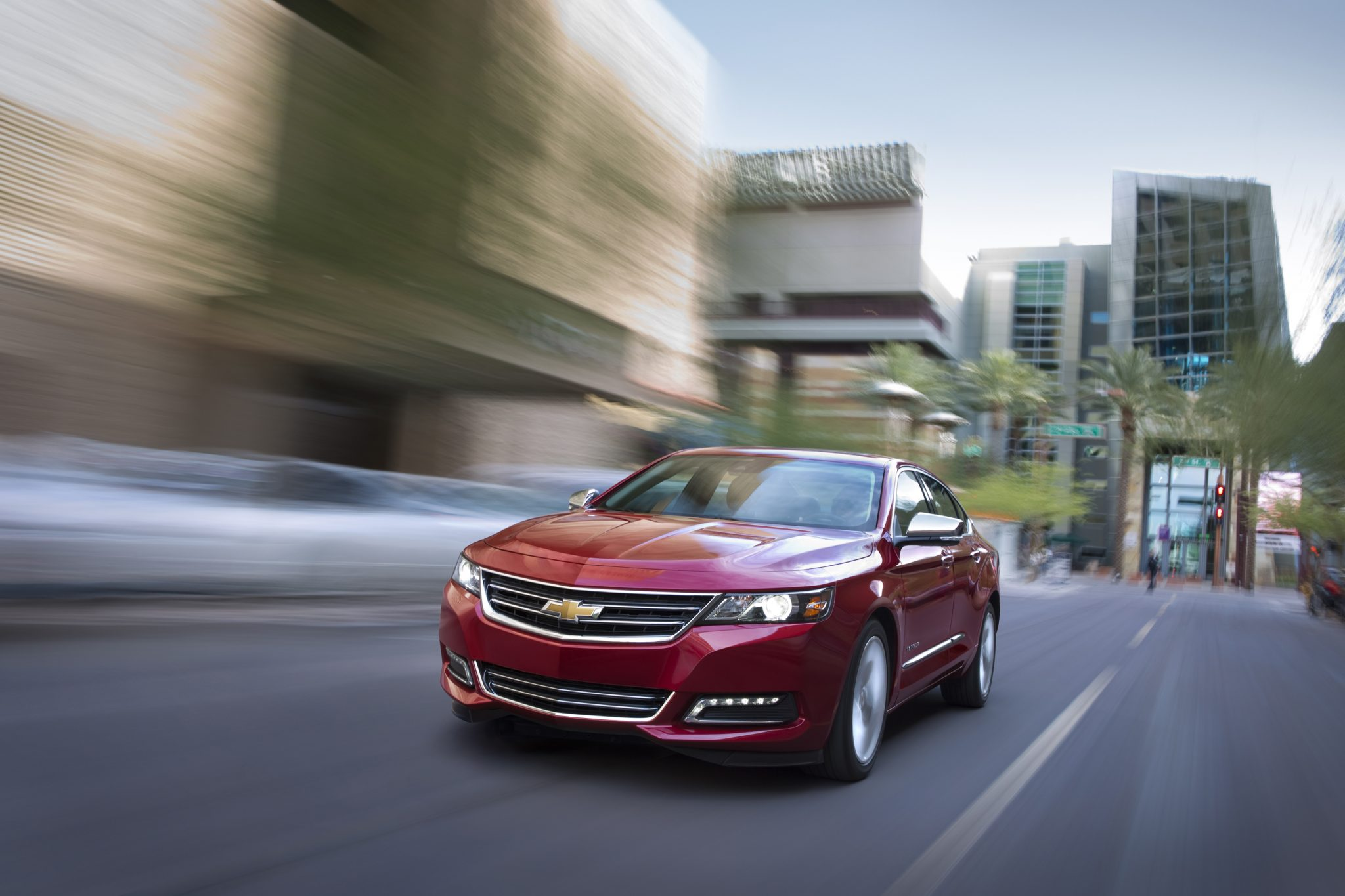 Chevy Impala Is 2014's Most Comfortable Car under $30,000