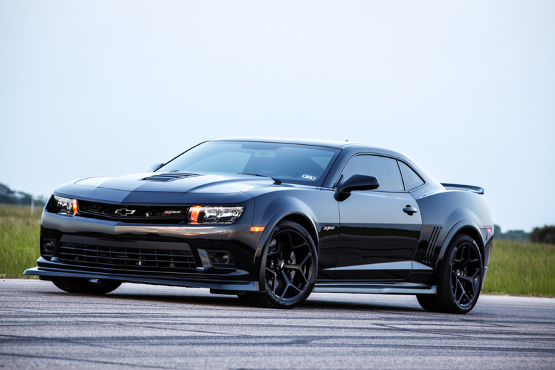 2014 Hennessey Camaro Z/28 Takes to the Track - The News Wheel