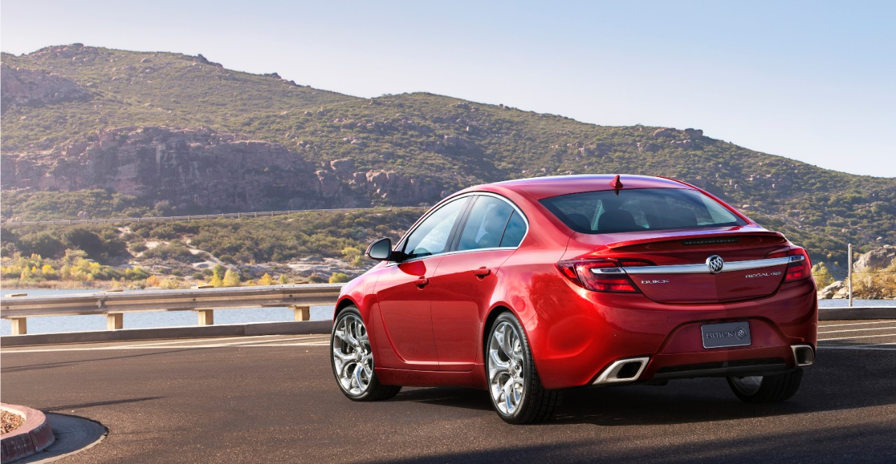 2015 regal | A German-Built Buick Regal Is Likely by 2017