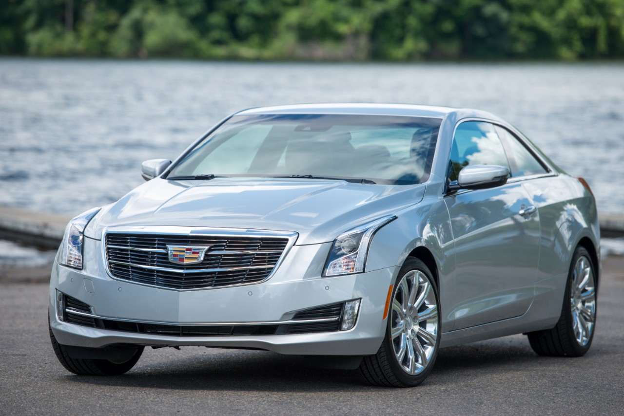 2015 Cadillac Ats Coupe Overview The News Wheel