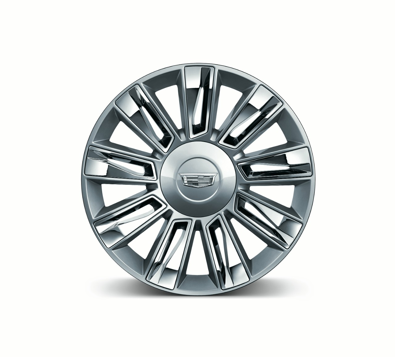 2015 Cadillac Escalade Platinum wheel