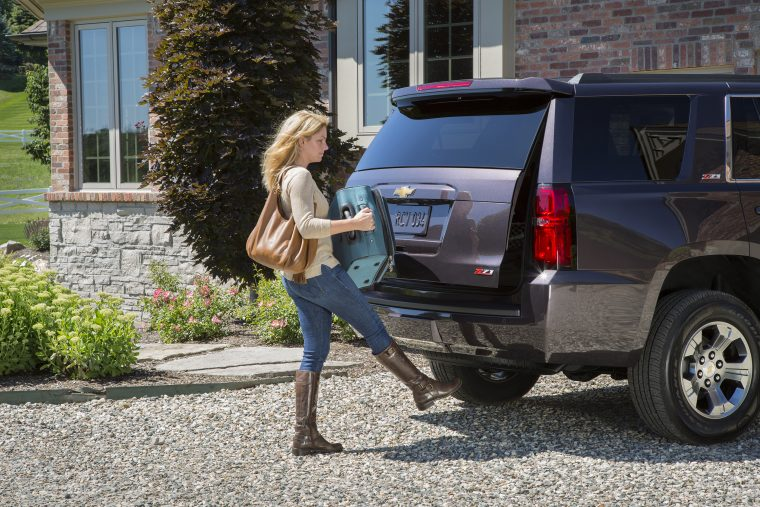 Chevy Comments on 2015 Tahoe Z71, 2015 Suburban Z71