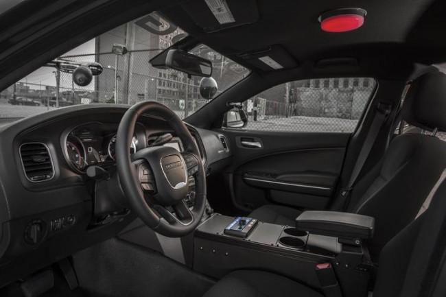 The 2015 Dodge Charger Pursuit