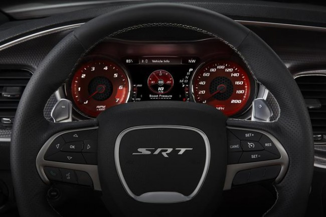 Charger SRT Hellcat Wins 2014 Bold Ride of the Year Award