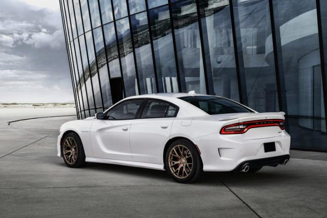 2015 Dodge Charger SRT Hellcat at the 2014 State Fair of Texas
