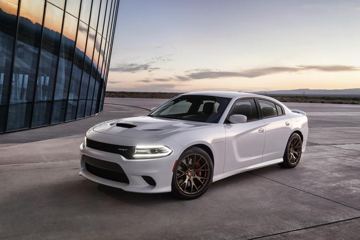 2015 Dodge Charger SRT Hellcat | Dodge Rocks Gas Monkey