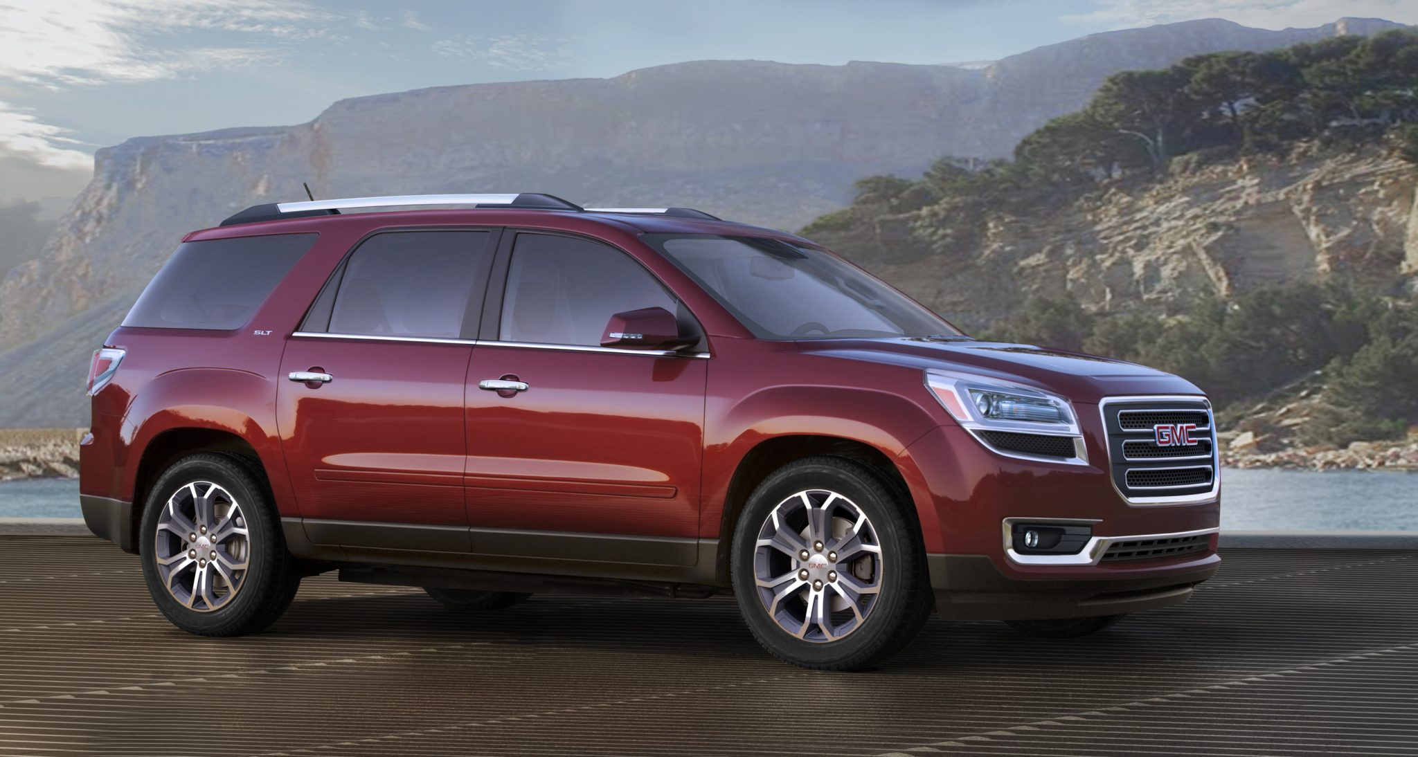 Gmc Vs Chevy >> Check Out the Updates for the 2015 GMC Acadia - The News Wheel