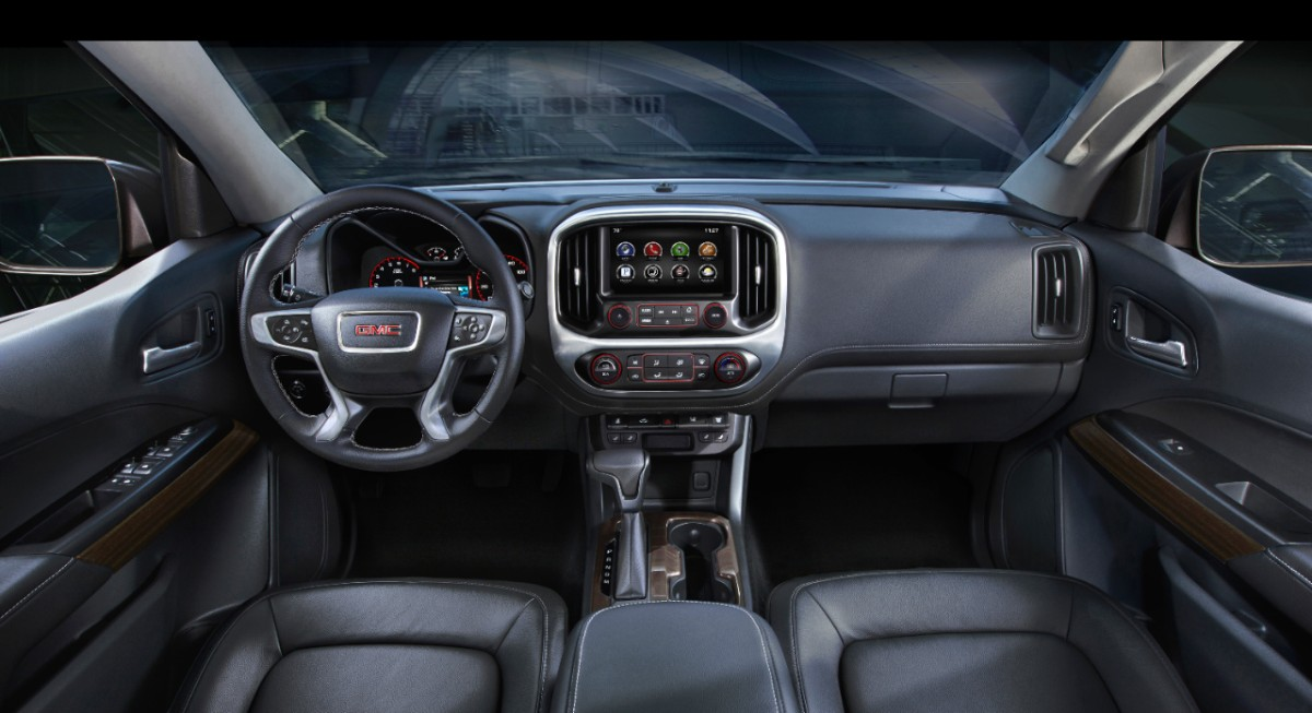 2015 GMC Canyon Pricing Info Released - The News Wheel
