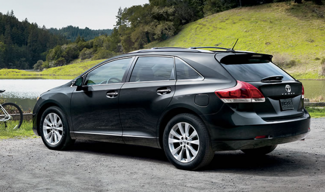2015 Toyota Venza overview