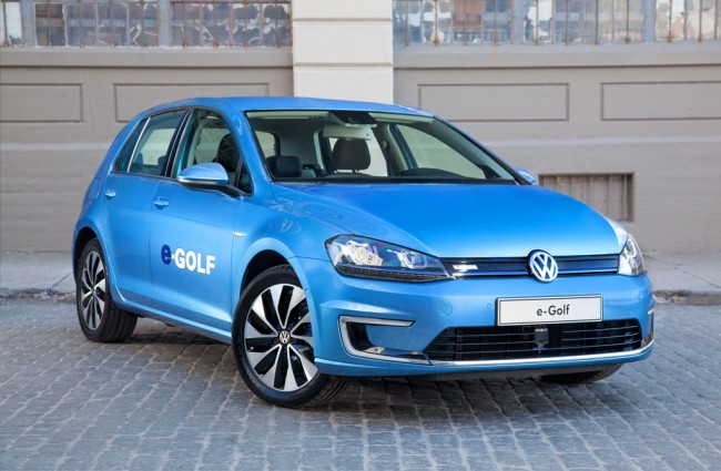 2015 Volkswagen Golf: Green Car Reports' Best Car To Buy 2015