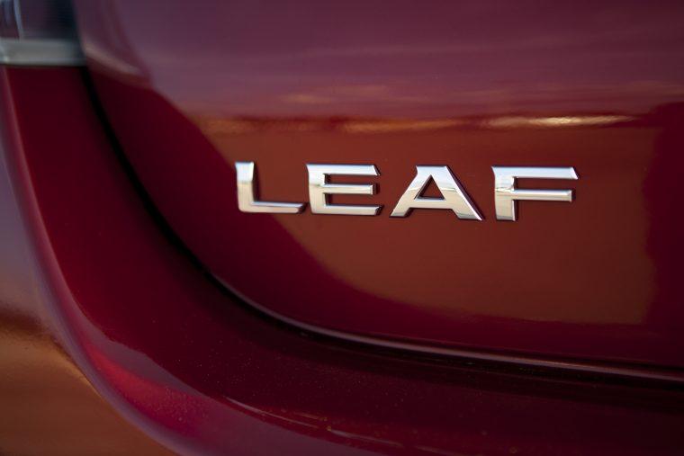 2015 Nissan LEAF overview