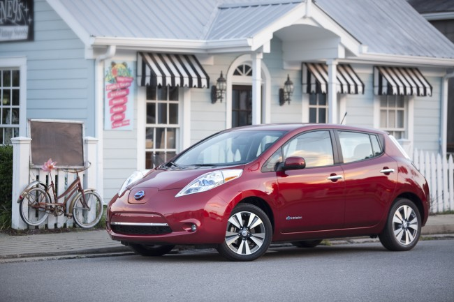 Renault-Nissan Sells 200,000th EV