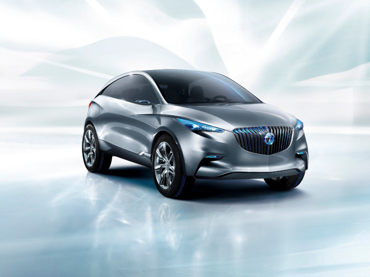 Buick Envision and Buick Cascada Convertible coming to U.S.