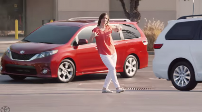 Busta Rhymes Swagger Wagon commercial