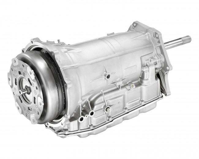 Silverado's New Eight-Speed Automatic Transmission
