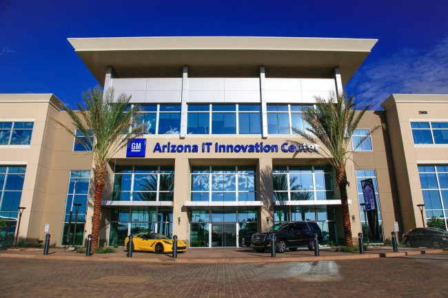 The fourth GM Information Technology Innovation Center