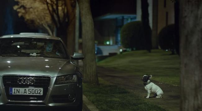 German Audi commercials