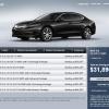 2015 Acura TLX configurator