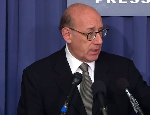 Kenneth Feinberg comments on the GM ignition switch victims fund.