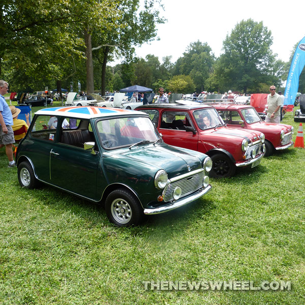 2014 Dayton British Car Day