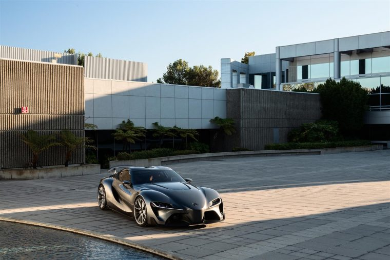 Second FT-1 sports car concept