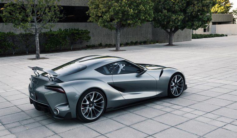Second FT-1 sports car concept