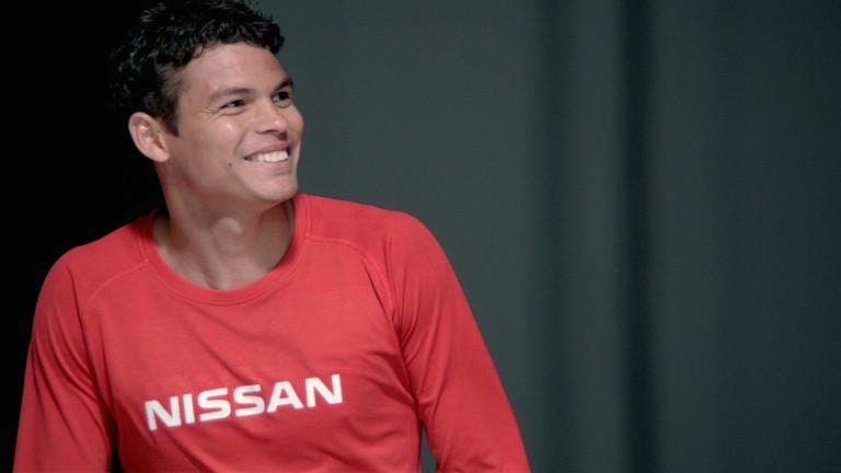 Thiago Silva, Nissan UEFA ambassador
