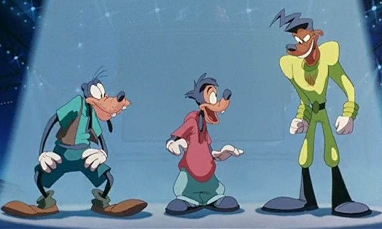 a goofy movie road trip review powerline concert
