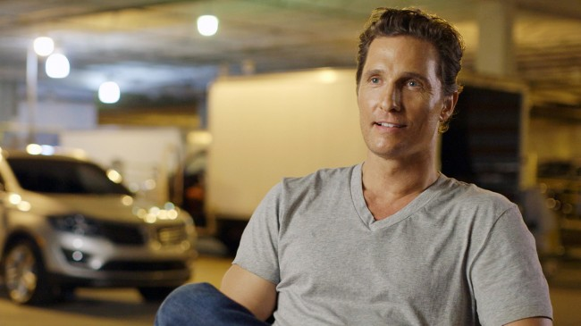 Matthew McConaughey | Rory Curtis