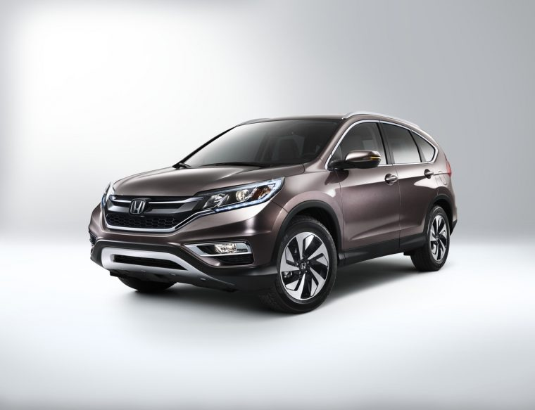 A bolder front-end for the 2015 model
