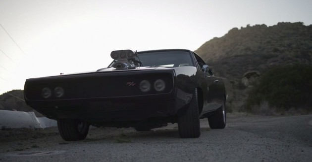 Fast and Furious 1970 Dodge Charger