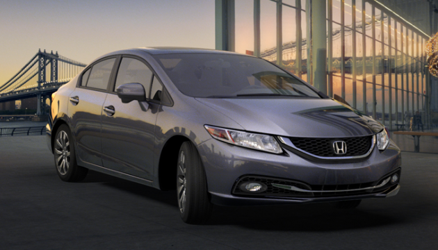 The 2014 Honda Civic Sedan