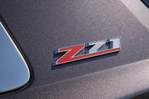 2015 Chevy Tahoe and Suburban Z71
