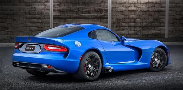 We'll see a number of updates for the 2015 Dodge Viper.