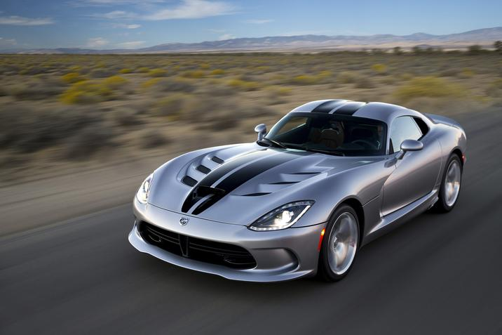 Did Dodge Drop Its Viper Price Because of the Corvette Z06?