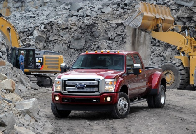 5-millionth Super Duty