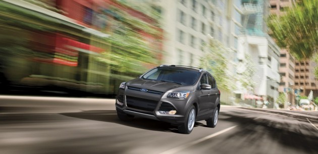 2015 Ford Escape Overview
