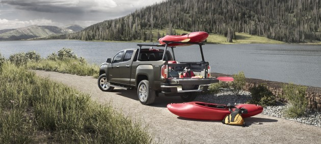 2015 GMC Canyon Accessories