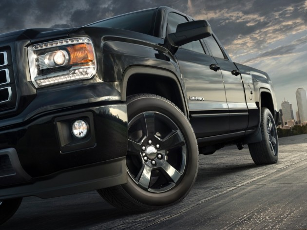 2015 GMC Sierra Elevation Edition | Special Edition GMC Canyons?