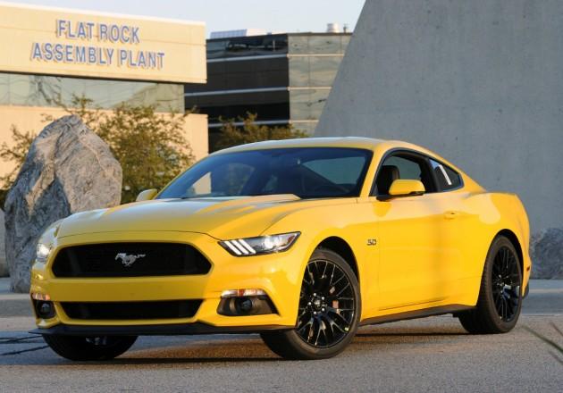 2015 Mustang Recall