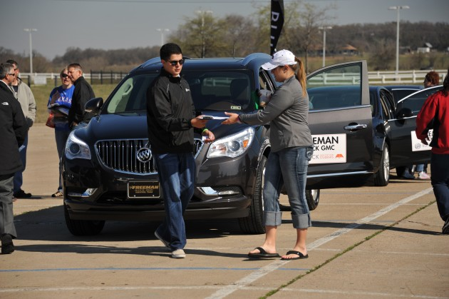 GM One Ups Ford with Buick Drive For Your Students - The ...