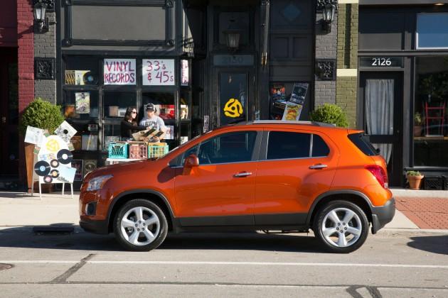 2015 Chevy Trax Price