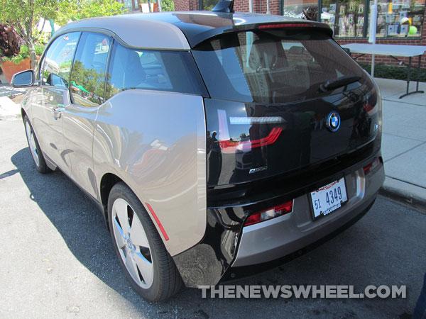Electric-Drive-Event-332 BMW i3 Test Drive